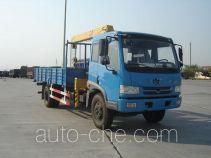 Wuyi FJG5120JSQMB truck mounted loader crane