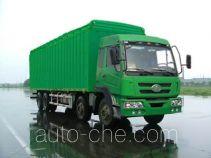 Wuyi FJG5240XY soft top box van truck
