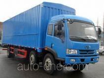 Wuyi FJG5250XPYMB soft top box van truck