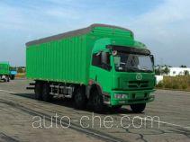 Wuyi FJG5310XPYMB soft top box van truck