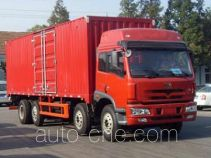Wuyi FJG5310XXYMB box van truck