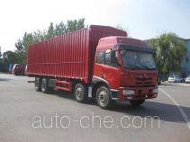 Wuyi FJG5311XPYMB soft top box van truck