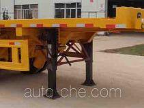 Wuyi FJG9352ZZXP flatbed dump trailer