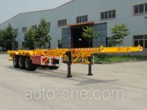 Wuyi FJG9380TJZ container transport trailer