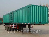 Wuyi FJG9380XXY box body van trailer