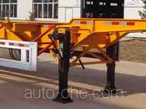 Wuyi FJG9408TJZ container transport trailer
