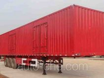 Wuyi FJG9402XXY box body van trailer