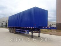 Wuyi FJG9404XXY box body van trailer