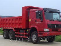 Weitaier FJZ3250 dump truck