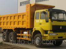 Weitaier FJZ3254 dump truck