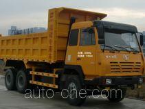 Weitaier FJZ3255 dump truck