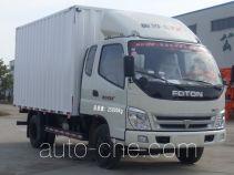 Weitaier FJZ5040XXY box van truck