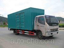 Weitaier FJZ5081XXY box van truck