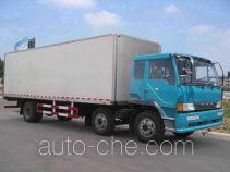 Weitaier FJZ5160XBW insulated box van truck