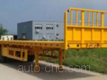Weitaier FJZ9380TP flatbed trailer