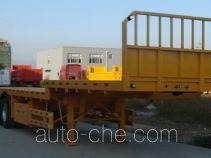 Weitaier FJZ9400TPB flatbed trailer