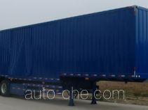 Weitaier FJZ9400XXY box body van trailer