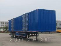Weitaier FJZ9403XXY box body van trailer