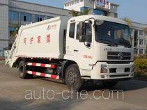 科晖牌FKH5160ZYSE5型压缩式垃圾车