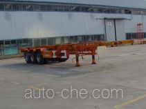 Huayunda FL9400TJZ container transport trailer