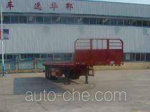 Huayunda FL9400TPB flatbed trailer