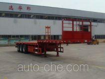 Huayunda FL9401TPB flatbed trailer