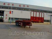 Huayunda FL9401ZZXP flatbed dump trailer