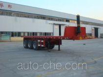 Huayunda FL9402ZZXP flatbed dump trailer