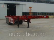 Huayunda FL9403TJZ container transport trailer