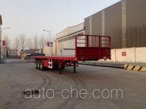 Huayunda FL9403TPB flatbed trailer
