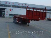 Huayunda FL9403ZZXP flatbed dump trailer