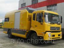 龙鹰牌FLG5140TPS28E型大流量排水抢险车