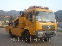 龙鹰牌FLG5140TPS52E型大流量排水抢险车