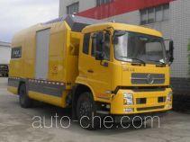 龙鹰牌FLG5141TPS30E型大流量排水抢险车