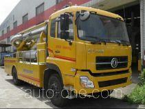 龙鹰牌FLG5160TPS11E型大流量排水抢险车