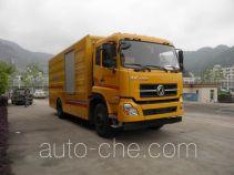 龙鹰牌FLG5160TPS22E型大流量排水抢险车