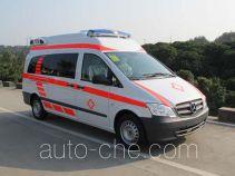 Hengle FLH5031XJH ambulance
