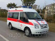 Hengle FLH5031XJHL ambulance
