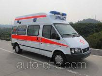 Hengle FLH5032XJHL ambulance
