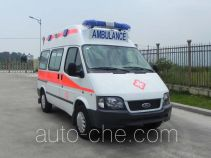 Hengle FLH5033XJHL ambulance