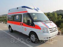 Hengle FLH5036XJHL ambulance