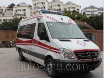 Hengle FLH5040XJH ambulance