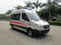 Hengle FLH5040XJH1 ambulance
