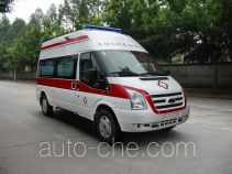 Hengle FLH5041XJHL ambulance