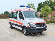 Hengle FLH5042XJH ambulance