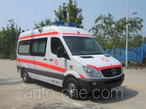 Hengle FLH5045XJHL ambulance