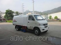 Fulongma FLM5030TSLDEV electric street sweeper truck