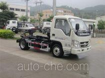 福龙马牌FLM5030ZXXF4HYNG型车厢可卸式垃圾车