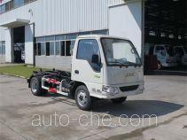 福龙马牌FLM5040ZXXJ4型车厢可卸式垃圾车