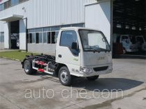 Fulongma FLM5040ZXXJ4 detachable body garbage truck